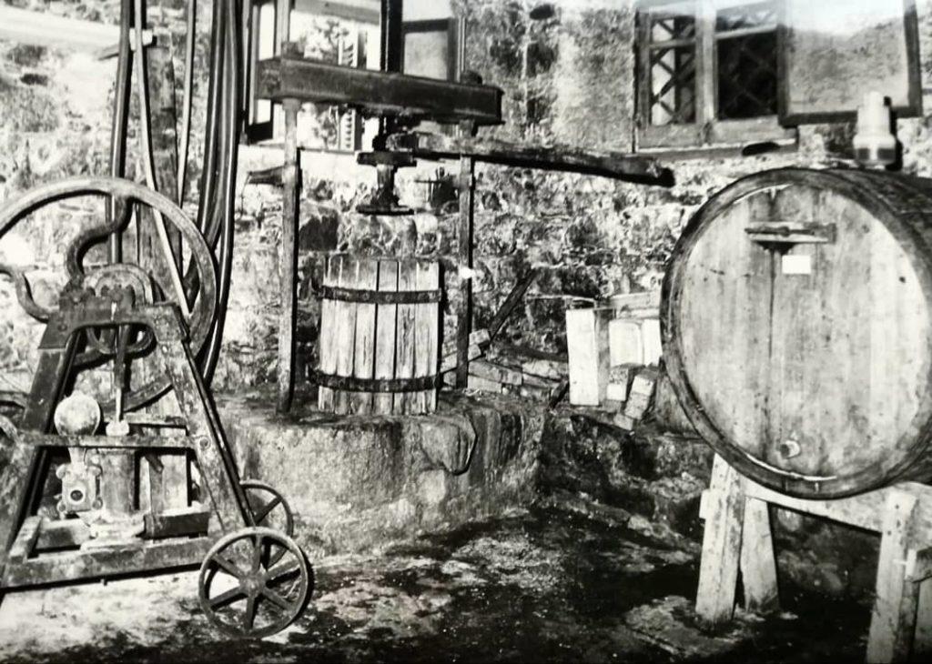 Antica cantina La Chiosa